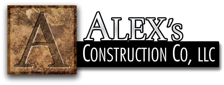 Alex's Construction Co LLC logo
