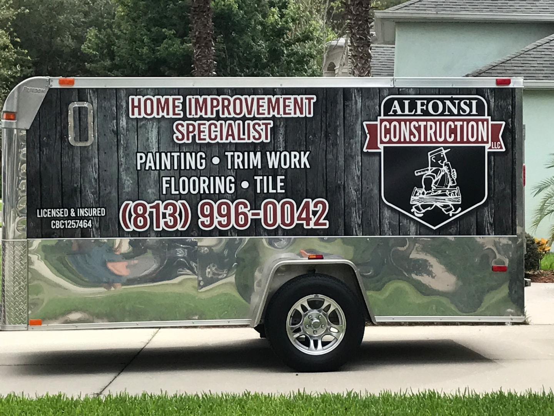 Alfonsi Construction LLC logo