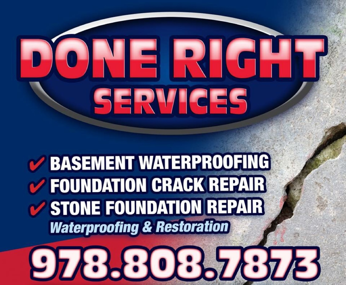 Done Right Services logo