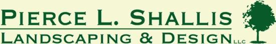 Pierce L Shallis Landscaping & Design logo