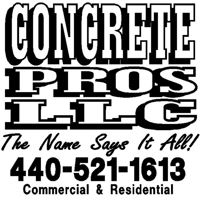 Concrete Pro's LLC logo