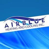 Air Blue Heating & Cooling Inc logo