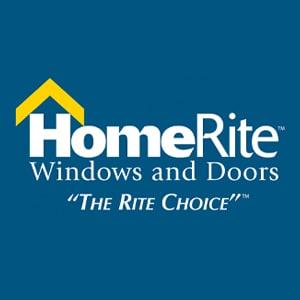 HomeRite Windows and Doors logo