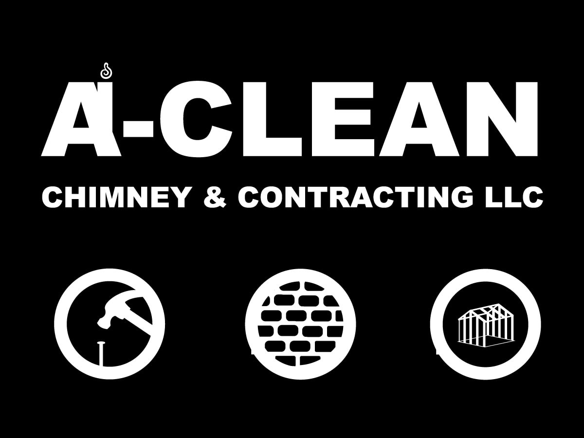 A-Clean Chimney & Contracting  logo