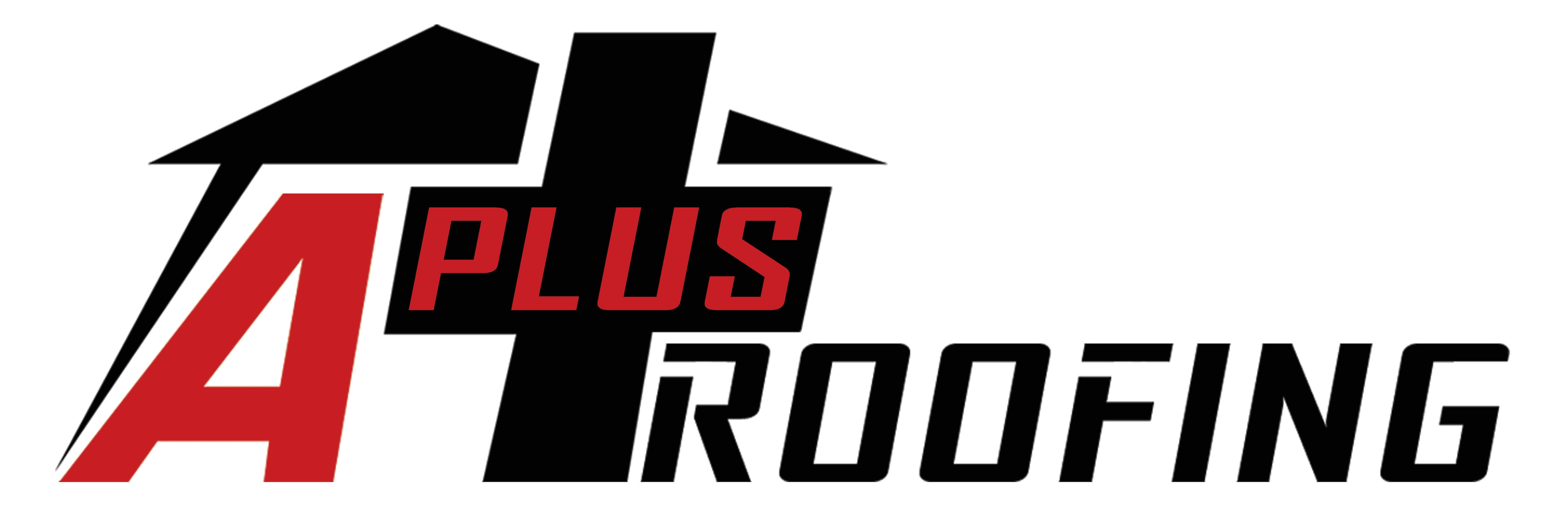 A Plus Roofing logo