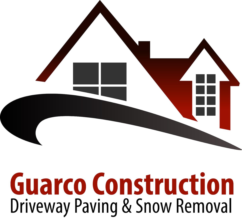 Guarco Construction Driveway Paving & Snow Removal logo