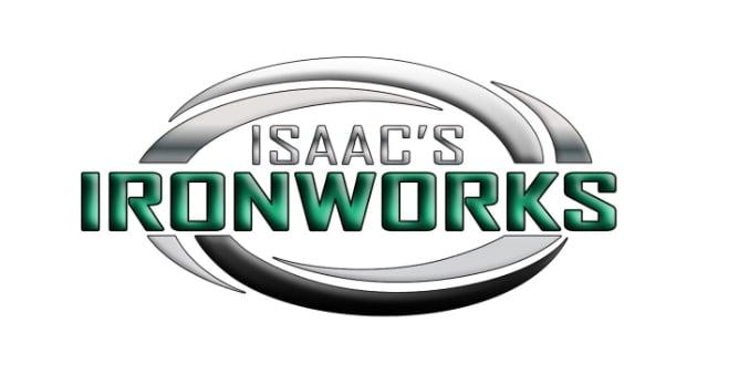 Isaac's Ironworks Inc logo