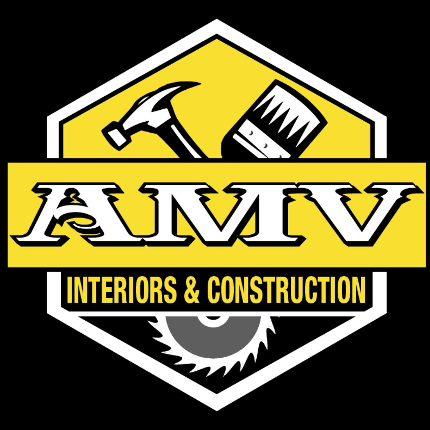 AMV Interiors and Construction Inc logo