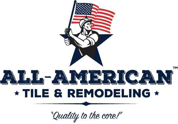 All American Tile and Remodeling logo