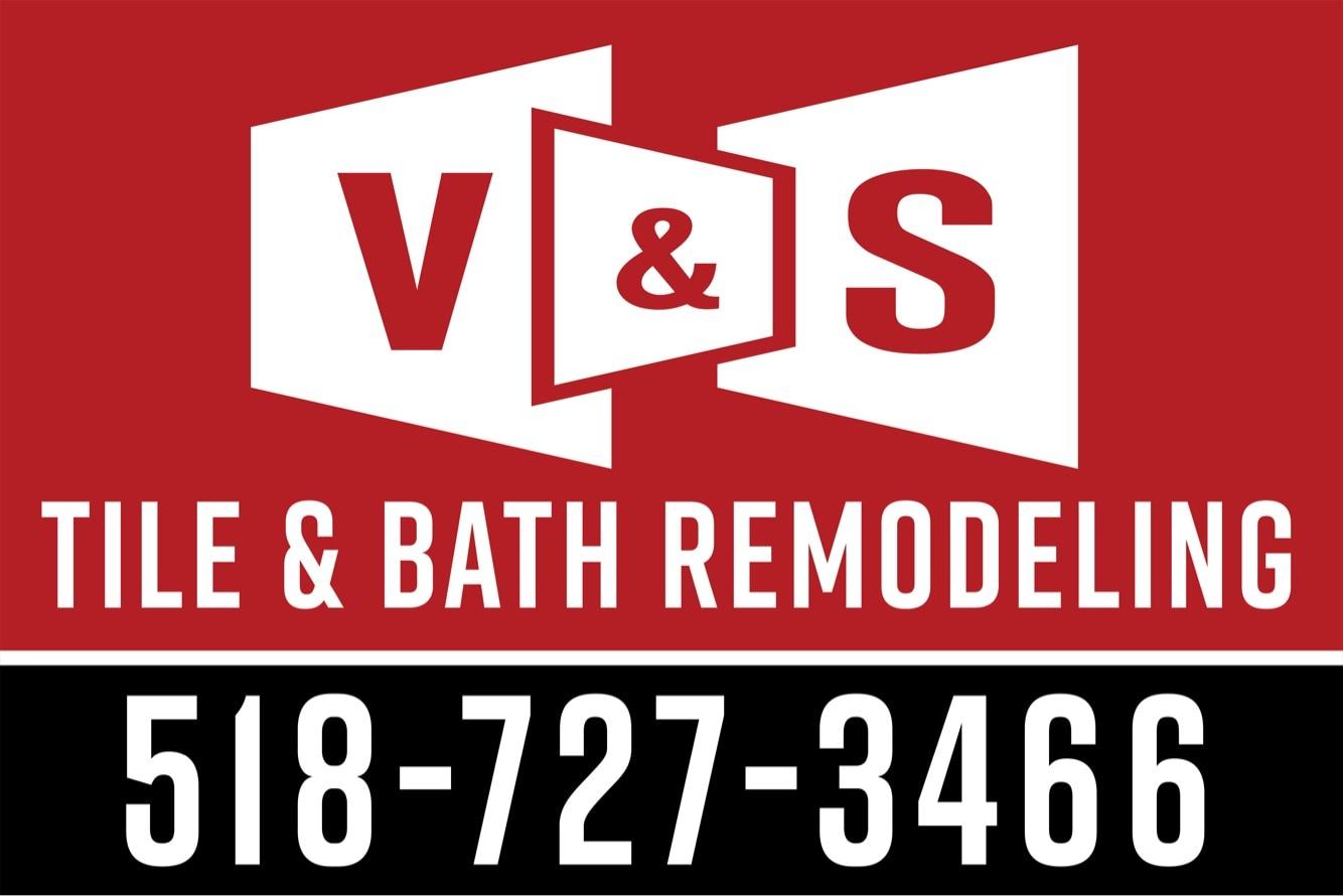 V & S Tile LLC & Bathroom Remodeling Co logo