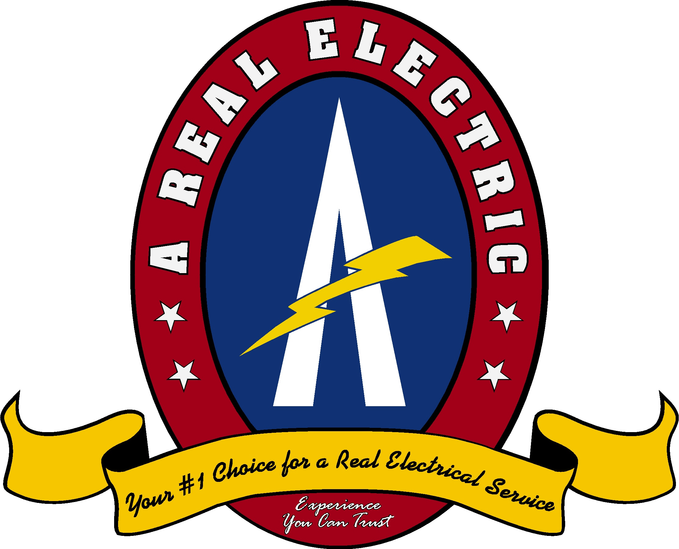 A Real Electric Inc logo