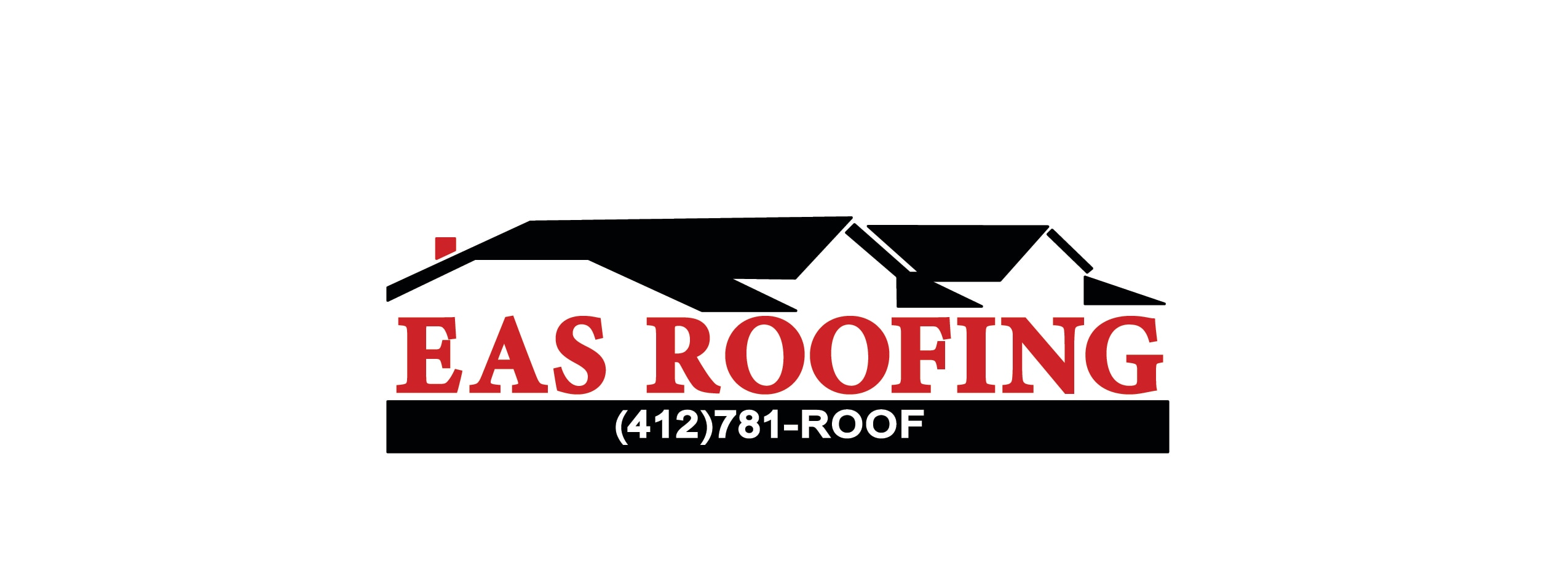 EAS Roofing logo