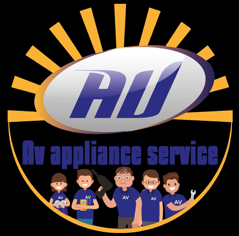 AV Appliance Service logo