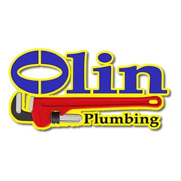 Olin Plumbing Inc logo