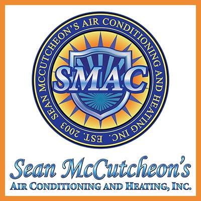 Sean McCutcheon's Air Conditioning and Heating logo