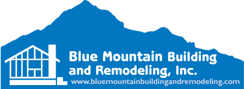 Blue Mountain Building & Remodeling Inc logo