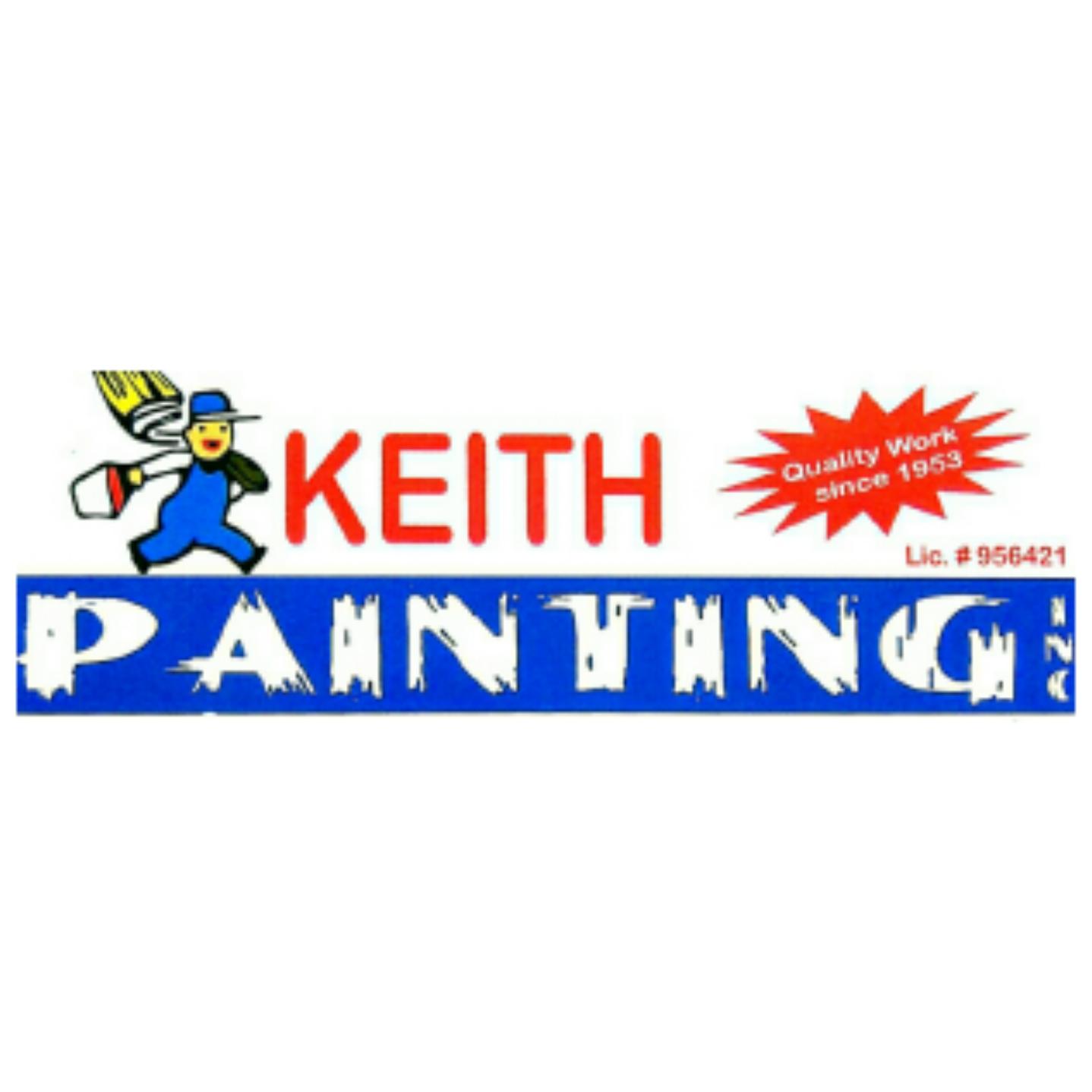 Keith Painting logo