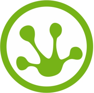 Green Frog House Cleaning logo