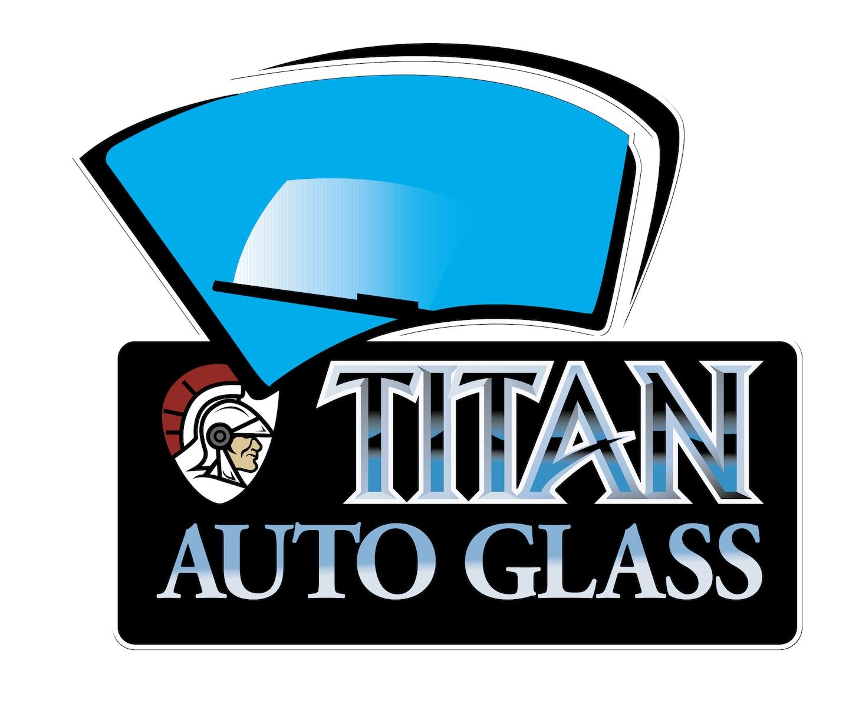 Titan Auto Glass logo