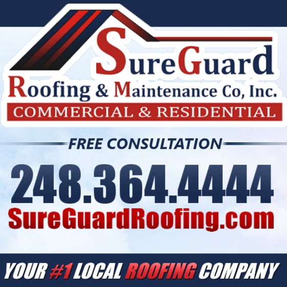 SureGuard Roofing & Maintenance logo