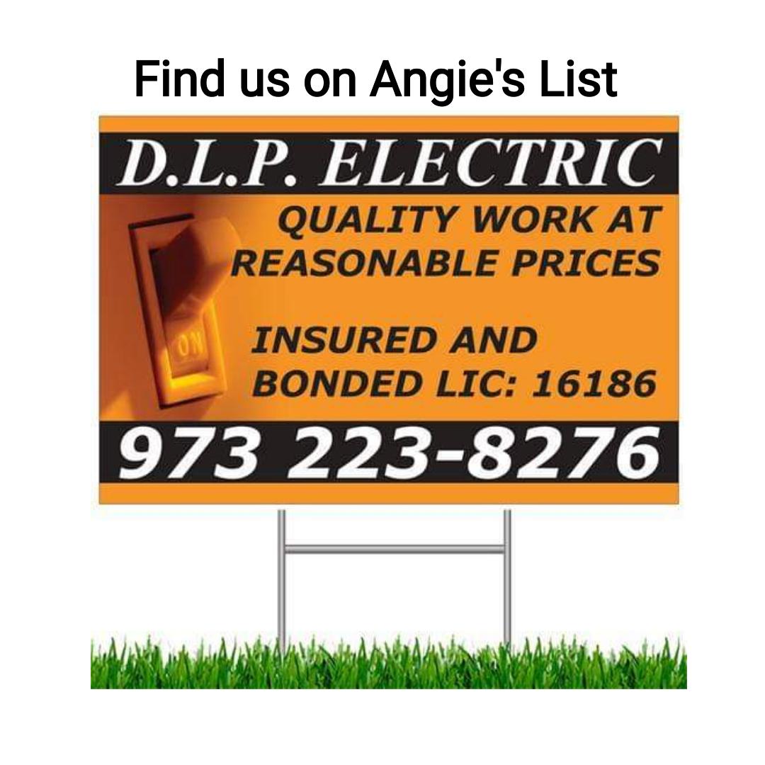 DLP Electric logo