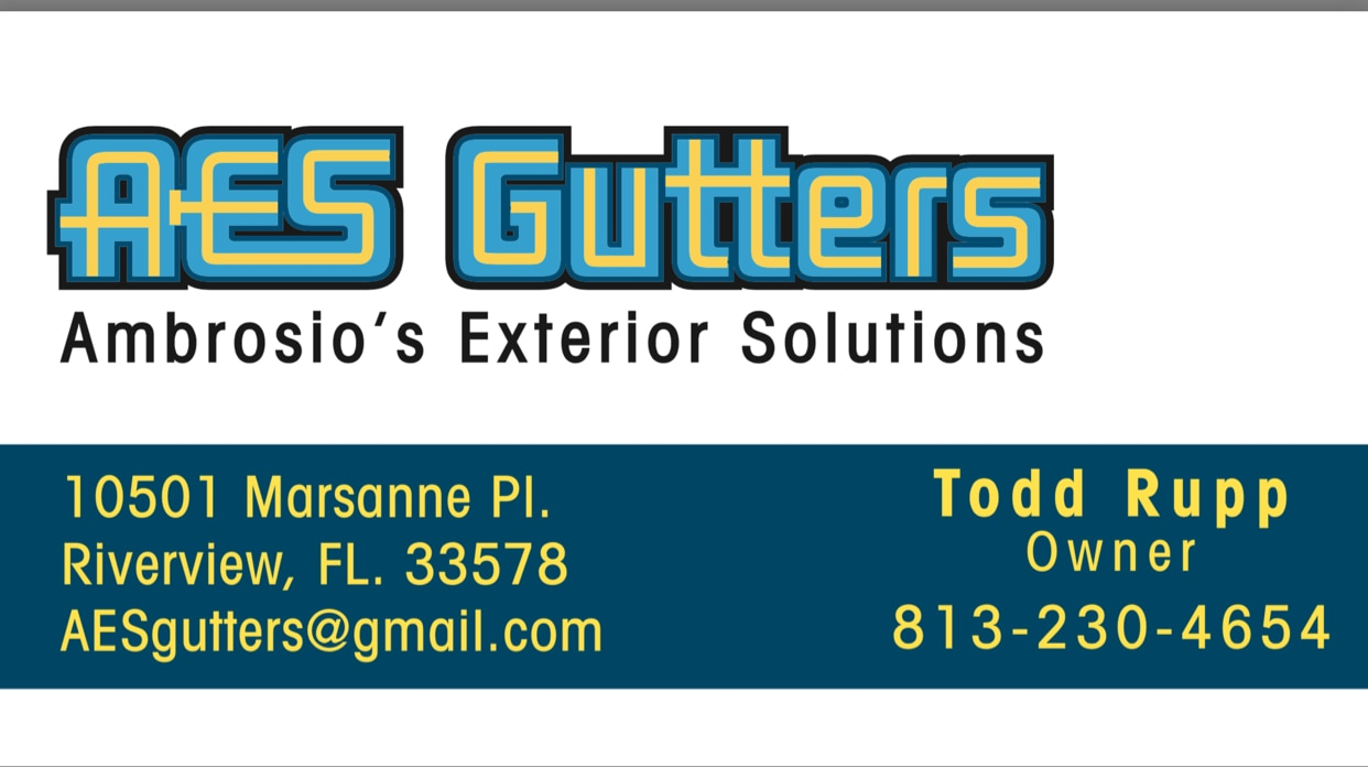 Ambrosio's Exterior Solutions Inc logo