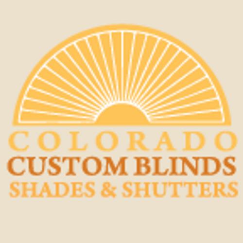 Colorado Custom Blinds, Shades & Shutters logo