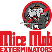 Mice Mob Exterminators logo