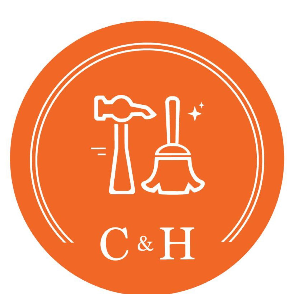 C & H logo