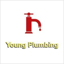 Young Plumbing logo