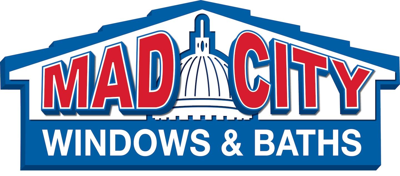 Mad City Windows & Baths logo