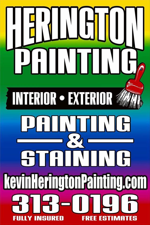 Herington Painting logo