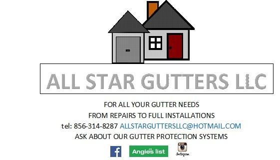 All Star Gutter LLC logo