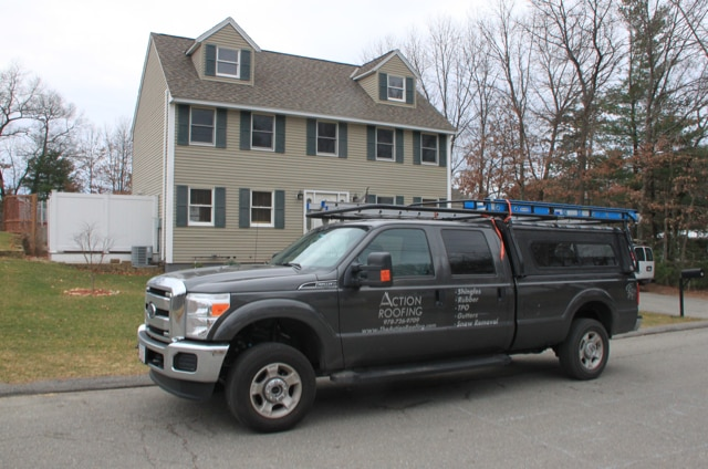 Action Roofing & Construction Inc. logo