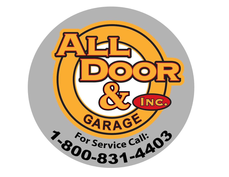 All Door & Garage, Inc. logo