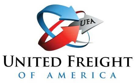 Auto Transport - United Freight Of America logo