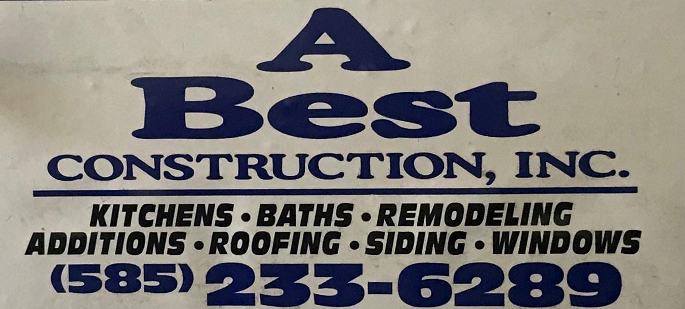 A Best Construction Inc logo