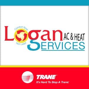Logan A/C & Heating Services logo