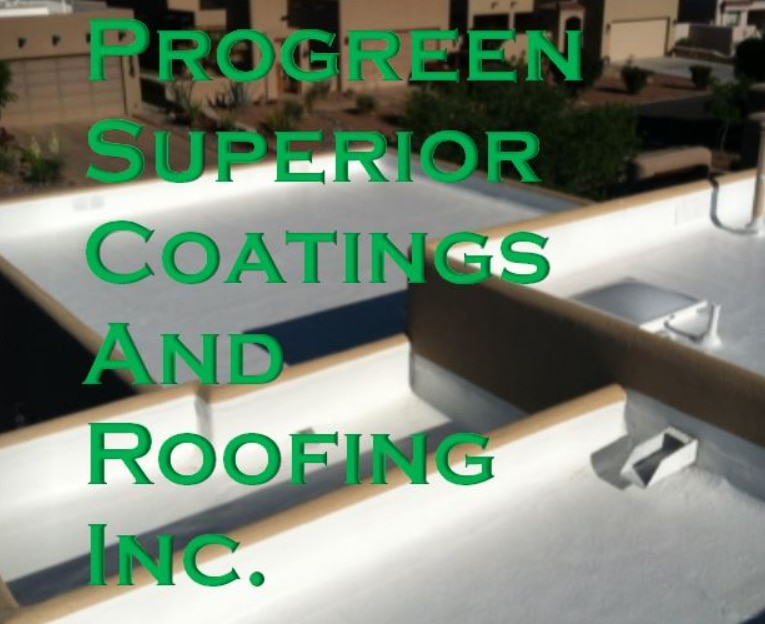 Progreen Superior Coatings And Roofing, Inc. logo