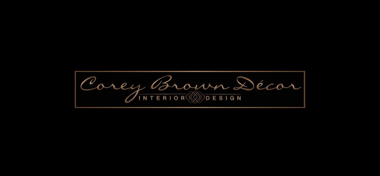 Corey Brown Decor logo