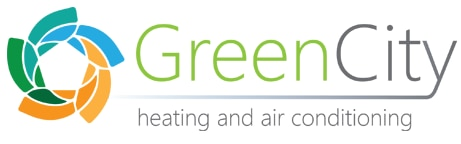 Green City Heating and Air Conditioning logo
