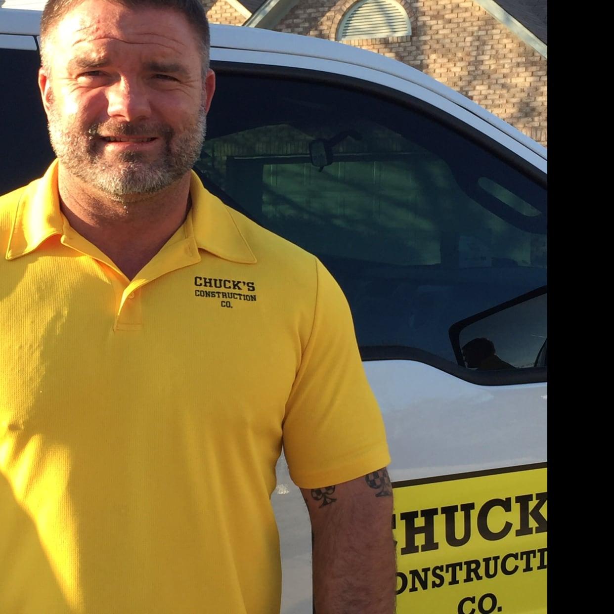 Chuck's Construction Co. logo