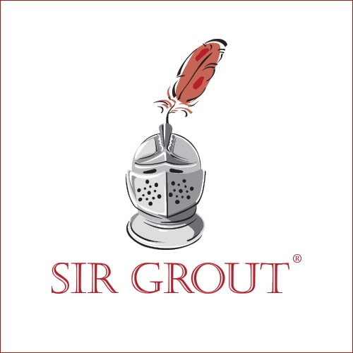 Sir Grout Central New Jersey logo