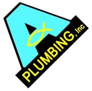 A-Plumbing, Inc. logo