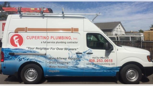 Cupertino Plumbing logo