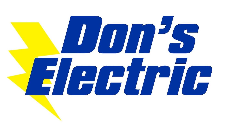 Don's Electric Service logo