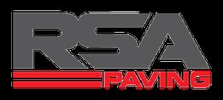 RSA Paving logo