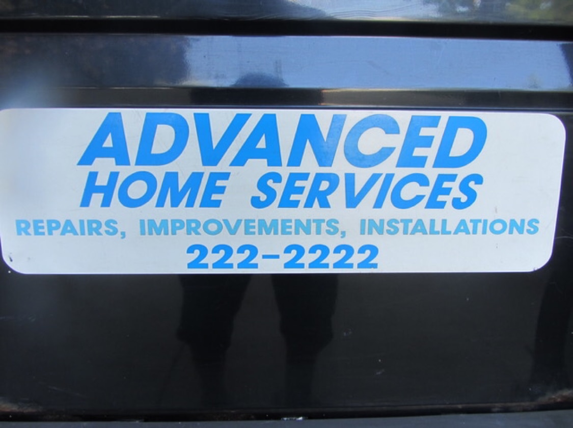 Advanced Home Services logo
