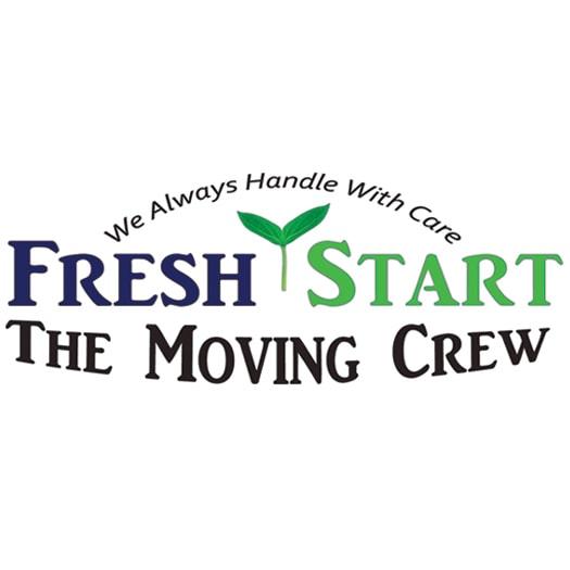 Fresh Start the Moving Crew logo