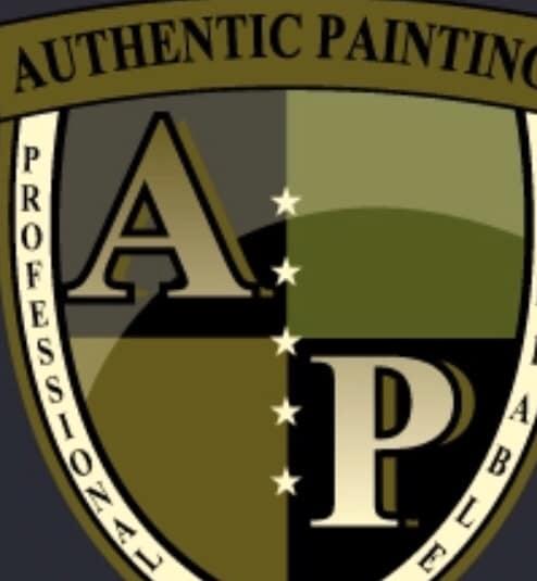 Authentic Painting, LLC logo